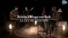 Beatriz Luengo con Reik - La Ley de Newton (Acústico para Corona Music)