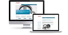 Onlinekonzeption, Web-Design für Verucon.