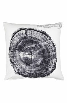 Main Image - Eightmood Woodcut Accent Pillow