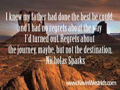 #NicholasSparks #KevinWestrich