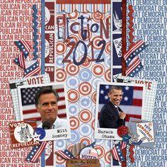 vote. - Scrapbook.com