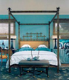 Asian Inspired Interiors - Eastern Interior Design Ideas