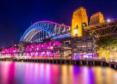 Sydney Harbour Bridge -
