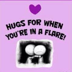 That's when I really need one!! Rheumatoid Arthritis