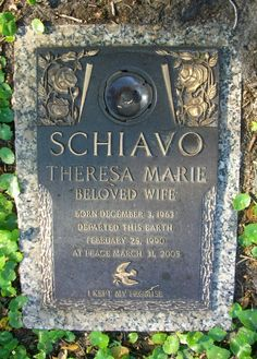 On February 25, 1990 Terri Schiavo suffered cardiac arrest, collapsed and fell into a coma.  She suffered massive brain damage due to extended deprivation of oxygen.  It was determined that the heart attack was brought on by nutritional deficiencies resulting from Bulemia.