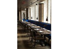 Hakkasan New-York | Restaurant | Projects | Gilles & Boissier