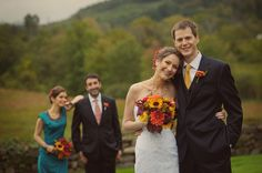 Fall Outdoor Wedding : Rustic Elegance + DIY Details - Belle the Magazine . The Wedding Blog For The Sophisticated Bride