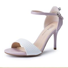 29f0f77a8ee5 Dame,sommer,koreanische version,high heels,stiletto sandaletten eine  schnalle sandalen-B Fußlänge 23.8CM(9.4Inch)