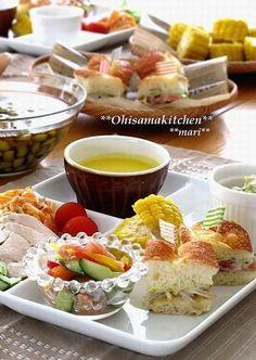 おもてなしランチ♥おともだち編(*´∀`) by marimariさん | レシピ ...