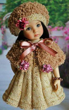 Beautiful little doll