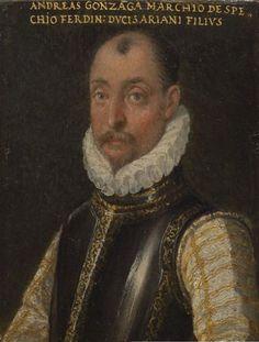 Andrea Gonzaga   primo marchese di Alessano
