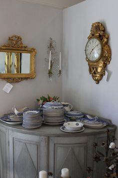 Swedish corner buffet