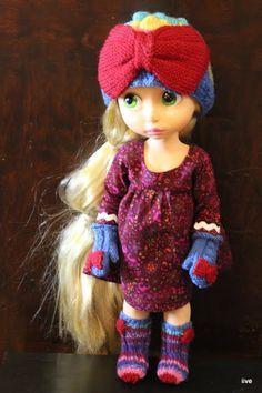Dolls Winter Clothes / Disney Animator Doll Rapunzel