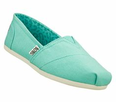 Buy SKECHERS Women's Bobs Plush - Peace and Love Casual Flats only $45.00