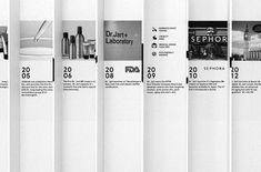 회사의 가이드 문화 벽을 더 크게 만들고 싶습니까? 저기 봐! Display Design, Booth Design, Sign Design, Wall Design, Ppt Design, Museum Exhibition Design, Exhibition Display, Exhibition Space, Interactive Museum