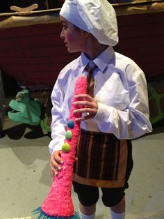 Under the Sea Instrument for Little Mermaid Jr.