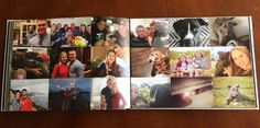 Create a yearbook for your family each year! Great way to get all of the pictures off the computer- good tips for programs and layouts on this blog