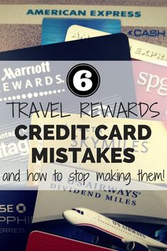 credit cards and airline rewards