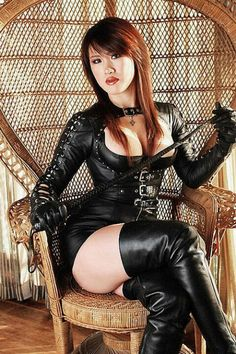 Asian domme
