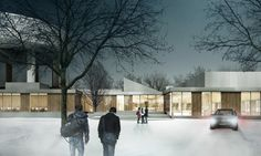 JAJA Selected to Restore Copenhagen Swimming Hall