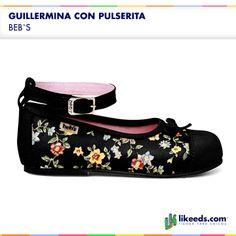 Guillermina con Pulserita de Beb's para niñas. Para conocer talles, colores y comprar ¡Hacé click en la imagen!