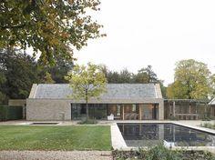 Michaelis Boyd Associates — Oxfordshire Pool House