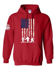 Remember Everyone Deployed Hoodie - 11Bravos.com