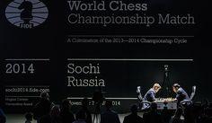 Hindi Gaurav विश्व शतरंज चैम्पियनशिप की तीसरी बाज़ी विश्वनाथ आनन्द ने जीती - See more at: http://www.hindigaurav.in/article.php?aid=19938#sthash.epz0Zk9l.dpuf