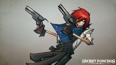 Kidred_Painted_Concept Line - Jose Lopez Color - Daryl M