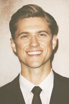 Aaron Tveit. Good heavens.