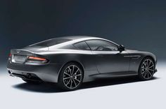 2016 Aston Martin DB9 Provided by MotorTrend