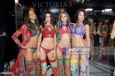 News Photo : Joan Smalls, Kendall Jenner, Gigi Hadid and...