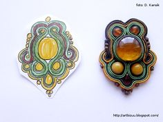 7 Projects To Try, Handmade Jewelry, Brooch, Make It Yourself, Pendant, Tutorials, Craft Ideas, Inspiration, Accessories