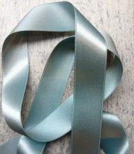 Duck Egg Blue Ribbon..wedding colour