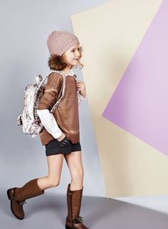 Jakioo Fall Winter 2015  #Jakioo #Monnalisa #kidswear #kidsfashion #fashion #newcollection #girl #fw15