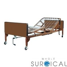 Professional Medical Imports - HBSM - Single Motor Semi-Electric Home Care Bed