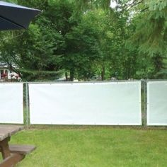 Turn Your Chain Link Fencing Into Designer Yard Art While Adding *privacy  And Shade To Your Yard. Sold In 3 Roll Packs.