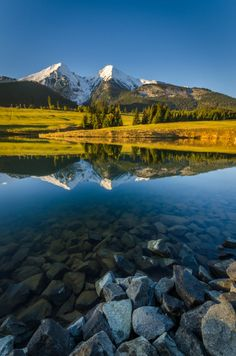 High Tatras explored – hiking and exploring places