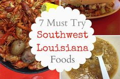 I'm sharing 7 must try foods from Southwest Louisiana and, if possible, a recipe so you can try making them at home. Of course, these are best enjoyed while visiting Southwest Louisiana, but homemade is second best. #VisitLakeCharles