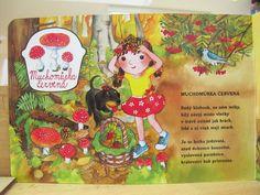 Recenze leporela Pojďte s námi na houby Andrey Popprové a Radomíra Sochy.