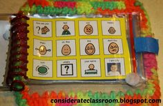 Using Language Supports for Non-Verbal Children