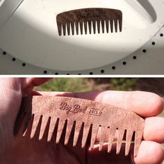 My Makore No.9 went through the washing machine yet again. Not the recommended way to clean your Big Red Beard Comb but it's no worse for wear. Tough combs for tough beards #bigredbeardcombs #beard #beards #bearded #beardoil #beardbalm #beardcomb #woodcomb #mustachewax #beardsoap #beardgang #beardlife