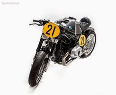 Las motos del Motor Show de Verona 2015: BMW R Nine T