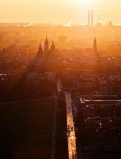 Kraków! #Cracow #Poland http://www.facebook.com/hotel.niebieski