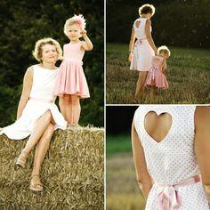 PajaSew retro dress 1950's