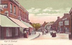 England, London Places, Old Postcards, Old Photos, History, Random, Outdoor Decor, Painting, Old Pictures