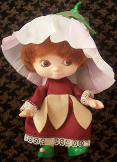 Florence and Mary: Victoria Plum Doll 1980s Childhood, My Childhood Memories, Sweet Memories, Retro Toys, Vintage Toys, Victoria Plum, Holly Hobbie, Kids Zone, Victoria