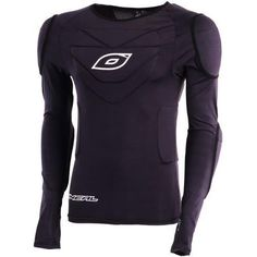 #O'neal stv #protection jersey long sleeve black #mountain bike body armour 2016, View more on the LINK: http://www.zeppy.io/product/gb/2/281106762253/