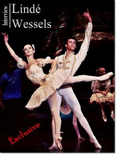 Lindé Wessels - Exclusive Interview! A South African Ballerina & Choreographer,with International Career! #ballerina #choreographer  Read Interview Now: www.faiceonline.com