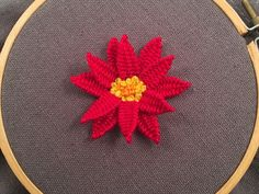 woven picot stitch